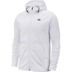 Veste survêtement à capuche Tottenham blanc 2019/20