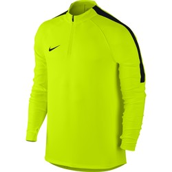 Sweat Zippé Nike Drill Top jaune