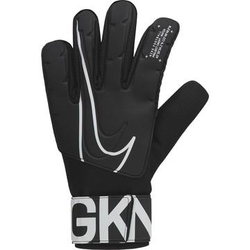 Gants gardien Nike Match noir blanc 2019/20