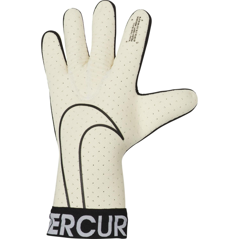 Gants Gardien Nike Mercurial Touch Elite blanc 201920