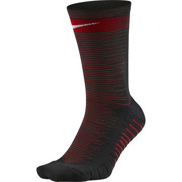 Chaussettes Nike SQUAD CREW noir rouge 2019/20