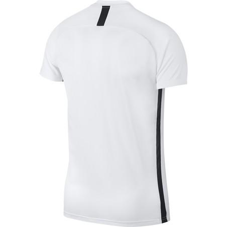 Maillot entraînement Nike Academy blanc 2019/20