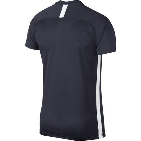 Maillot entraînement Nike Academy noir blanc