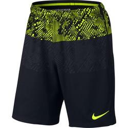 Short entraînement Foot Nike jaune