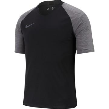 Maillot entraînement Nike Strike noir gris 2019/20