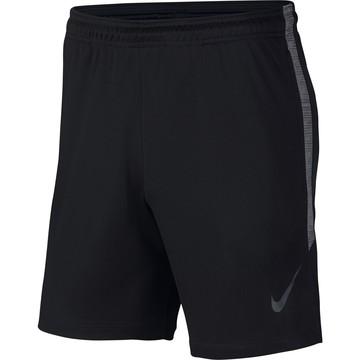 Short entraînement Nike Strike noir 2019/20