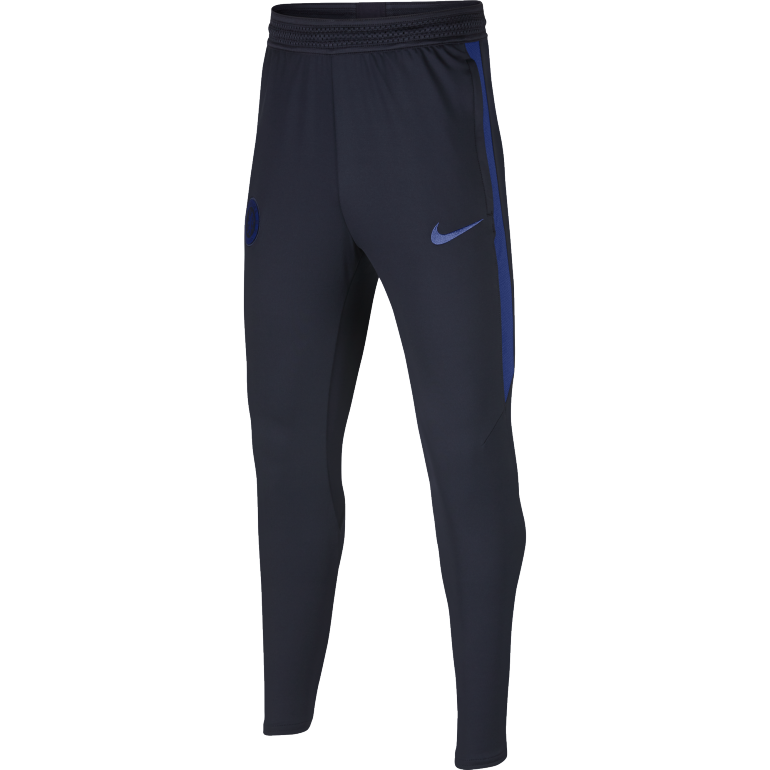 Pantalon survêtement junior Chelsea bleu foncé 2019/20