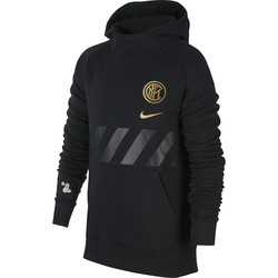 Sweat à capuche junior Inter Milan GFA noir 2019/20