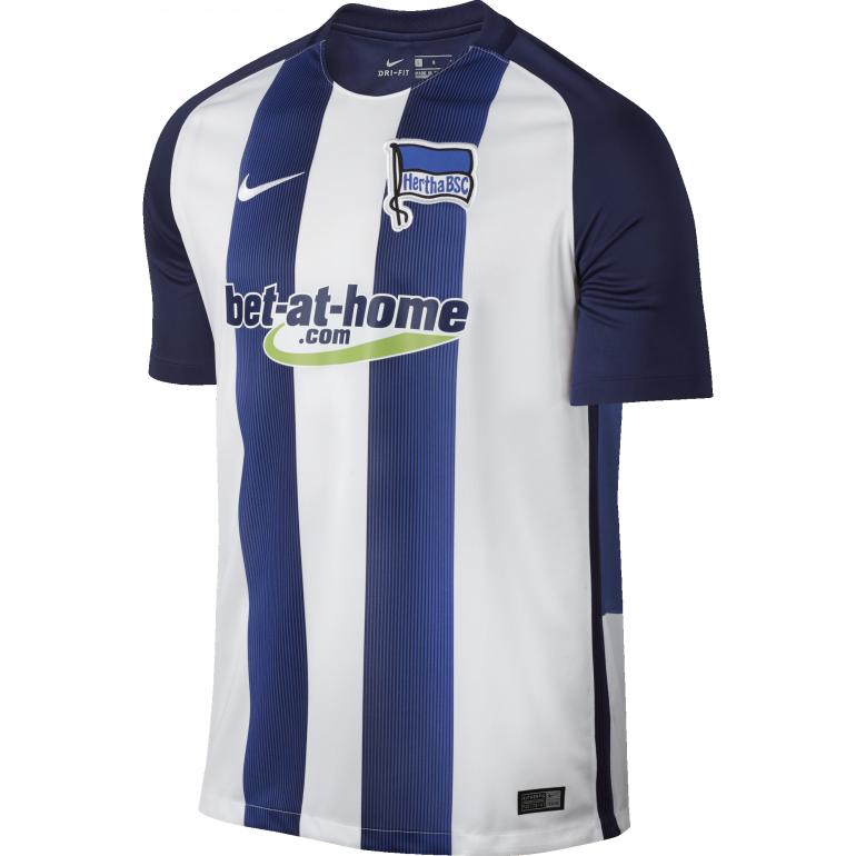 Maillot Hertha Berlin domicile 2016 - 2017