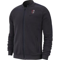 Veste survêtement PSG GFA Fleece noir 2019/20