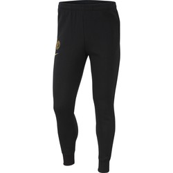 Pantalon survêtement Inter Milan Tech Fleece noir or 2019/20