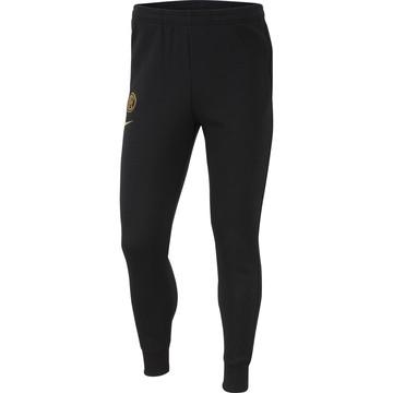 Pantalon survêtement Inter Milan Tech Fleece noir or 2019/20