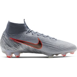 Mercurial Superfly VI Elite FG gris