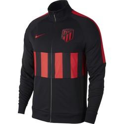 Veste survêtement Atlético Madrid I96 noir rouge 2019/20