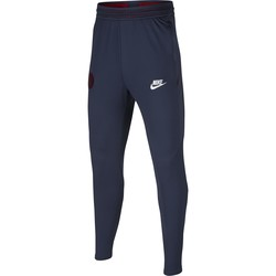Pantalon survêtement junior PSG bleu rouge 2019/20