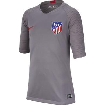 Maillot entraînement junior Atlético Madrid gris rouge 2019/20