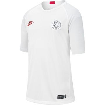 Maillot entraînement junior PSG blanc 2019/20