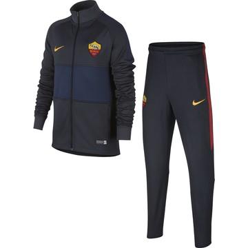 Ensemble survêtement junior AS Roma noir bleu 2019/20