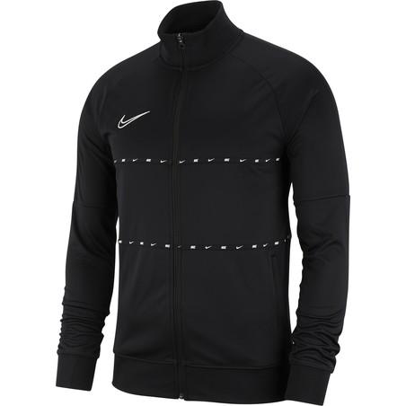 Veste survêtement Nike Academy I96 noir 2019/20