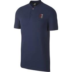 Polo PSG Authentique bleu 2019/20