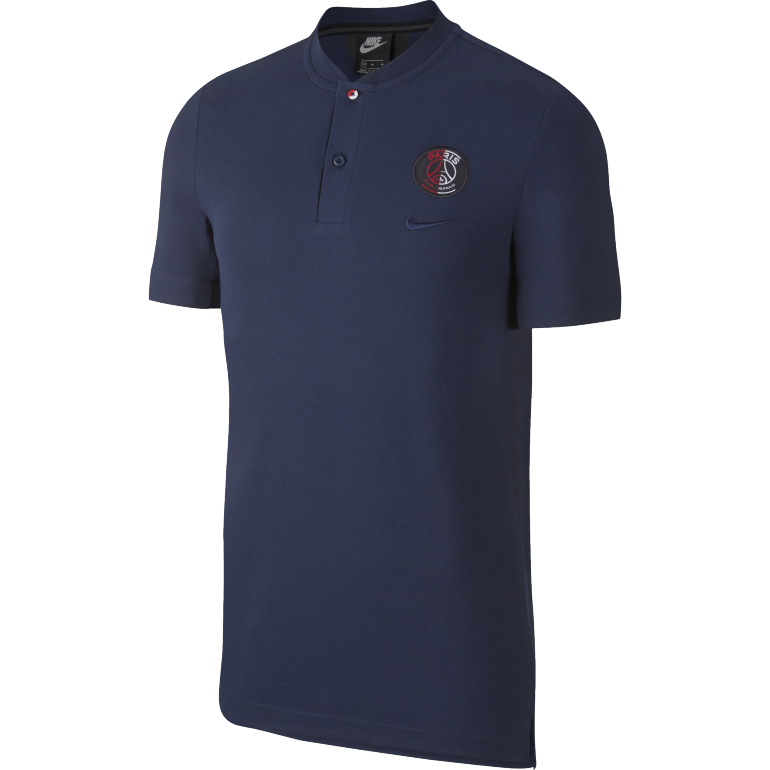 Polo PSG Authentique bleu 2019/20