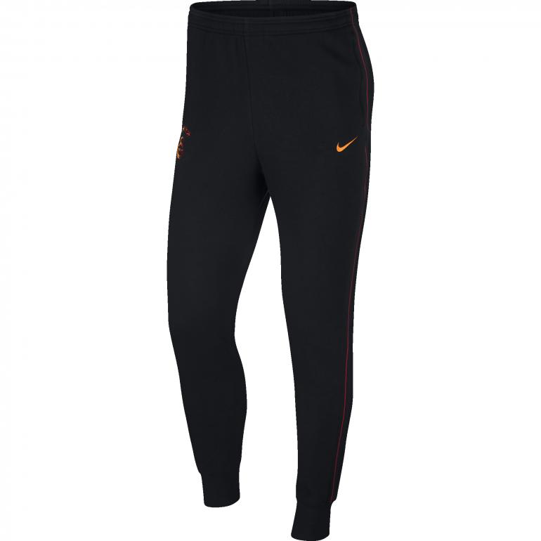 Pantalon survêtement Galatasaray molleton noir 2019/20