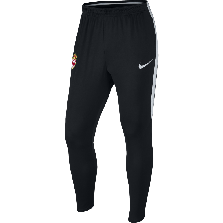 Pantalon de survêtement AS Monaco noir 2016 - 2017