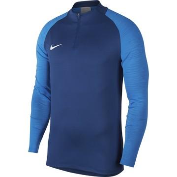 Sweat zippé Nike Academy bleu 2019/20