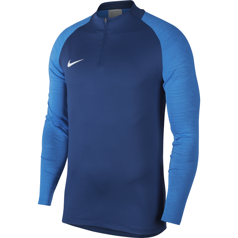 Sweat zippé Nike Academy bleu 2019/20
