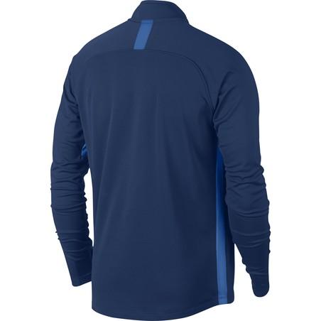 Sweat zippé Nike Acadamy bleu 2019/20