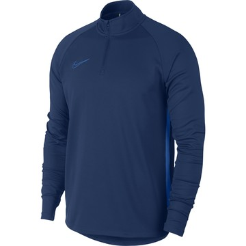 Sweat zippé Nike Acadamy bleu 2019/20