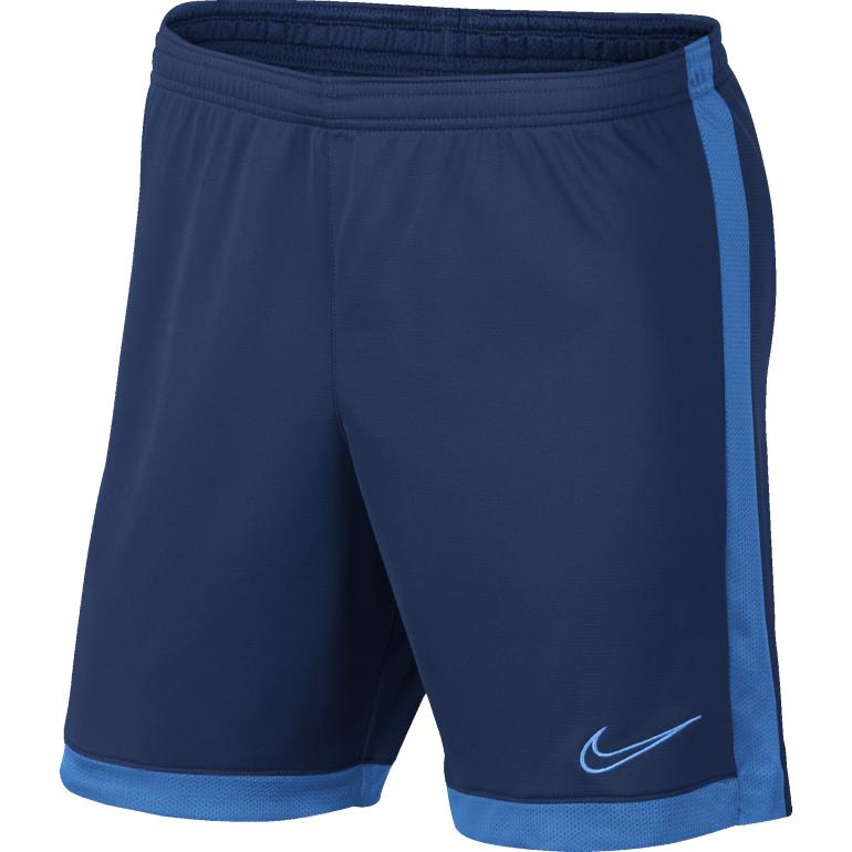 Short entraînement Nike Academy bleu 2019/20