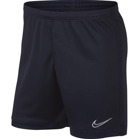Short entraînement Nike Academy bleu foncé 2019/20