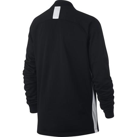 Sweat zippé junior Nike Dry Academy noir 2019/20