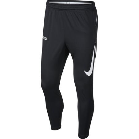 Pantalon survêtement Nike F.C noir 2019/20
