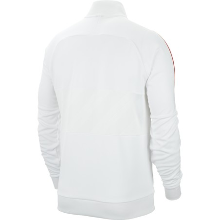Veste survêtement PSG I96 blanc 2019/20