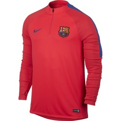 Sweat zippé FC Barcelone rouge 2016 - 2017