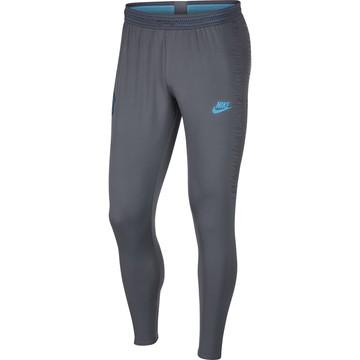 Pantalon survêtement Tottenham VaporKnit gris bleu 2019/20
