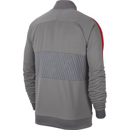 Veste survêtement Atlético Madrid I96 gris rouge 2019/20