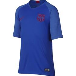 Maillot entraînement junior FC Barcelone bleu 2019/20