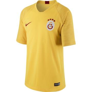 Maillot entraînement junior Galatasaray jaune 2019/20