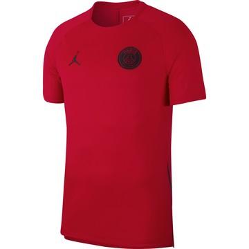 Maillot entraînement PSG Jordan Squad rouge 2018/19