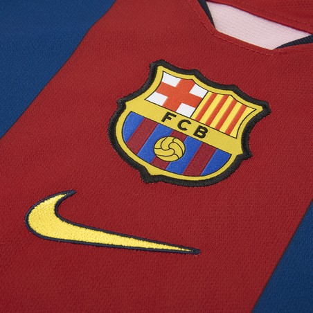 Maillot junior FC Barcelone collector saison 1998/99