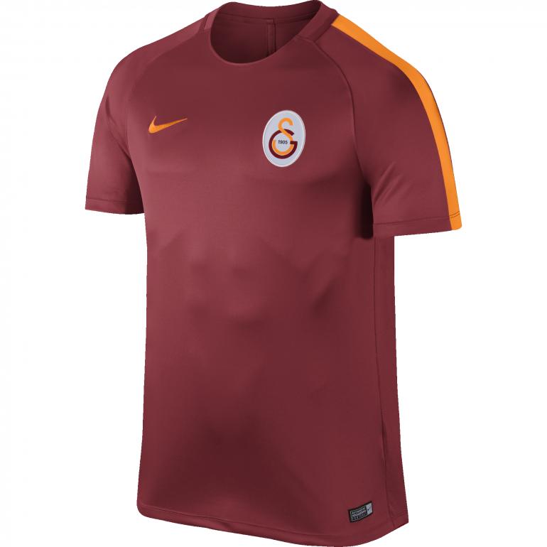 Maillot entraînement Galatasaray S.K. rouge 2016 - 2017
