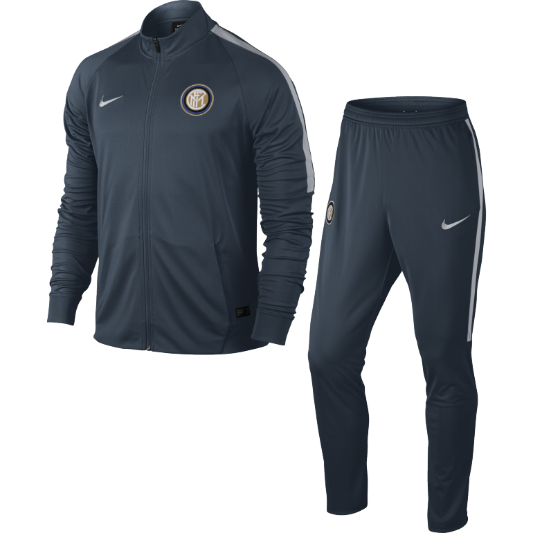 Ensemble Survêtement Inter Milan bleu 2016 - 2017