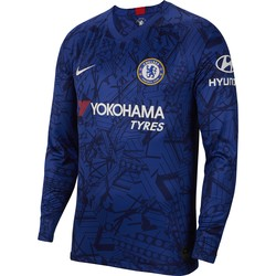 Maillots manches longues Chelsea domicile 2019/20