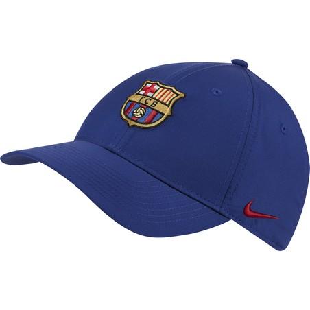 Casquette FC Barcelone L91 bleu 2019/20