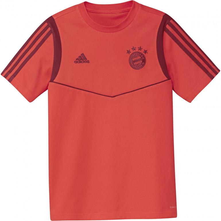 T-shirt junior Bayern Munich rouge 2019/20