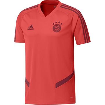 Maillot entraînement Bayern Munich rouge 2019/20