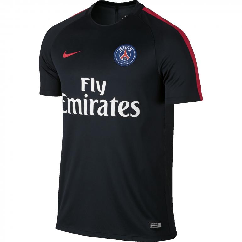 Maillot entraînement PSG bleu 2016 - 2017